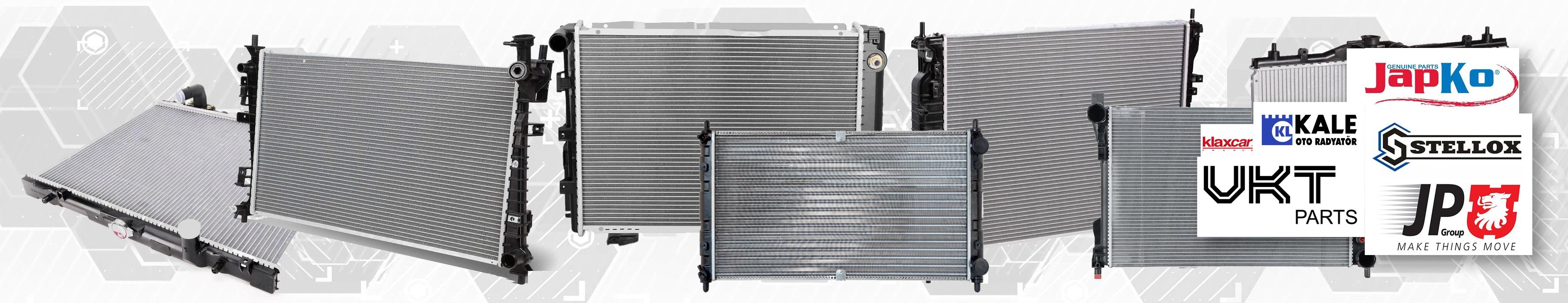 купить радиатор охлаждения двигателя в Калининграде